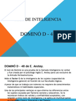 Domino D- 48