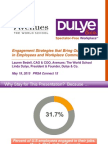 Prsa Chicago - May 2015 - Avenues Dulye Presentation