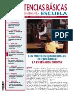 Suplemento 5. Los Modelos Conductuales de Enseñanza_la Enseñanza Directa