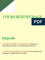 Cours DESENFUMAGE Iskander