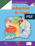 La Solucion de Cesar