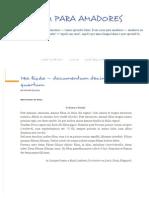 14ª Lição — Documentum Decimum Quartum - LATIM PARA AMADORES