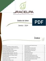 ABCP Dados Do Setor Papel e Celulose-2013