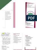 flipped classroom brochure