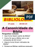 Bibliologia Agudos 2015-Aula 4