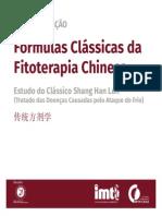 IMT - Pos-Graduacao Formulas Fitoterapicas