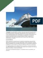 Modelos Glacial y Marinos