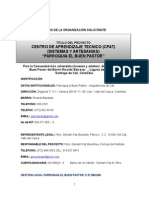 Proyecto Parroquia 2014 ALEMANIA