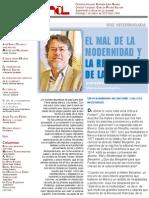 El mal de la modernidad y la reinvención de la política.pdf