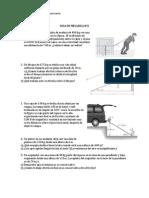 Guía de Mecánica 2