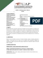 DISEÑO Y CONSTRUCCION DE TUNELES.doc