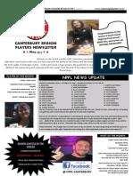 NPPL Newsletter - May 2015