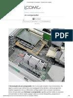 Como Formatar Um Computador - 12 Passos (Com Imagens)