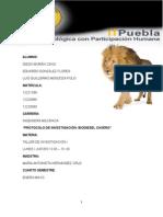 Proyecto Biodisel Casero