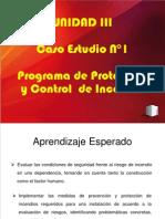 CASO DE ESTUDIO N°1 PLANES DE EMERGENCIA Y CONTROL DE INCENDIO DEFINITIVO