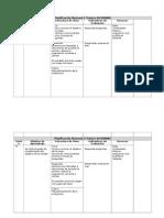 Planificación Mensual DICIEMBRE