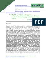 Evaluación de Tres Protocolos de Criopreservación de Embriones REDVET