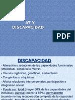 At y Discapacidad