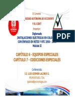 NTC 2050 Capitulo 6-7 - Equipos y Condiciones Especiales.pdf