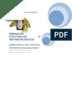 FÁRMACOS CITOTÓXICOS O ANTINEOPLÁSICOS.docx