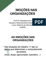 Emocoes Nas Organizacoes