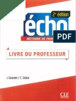 Echo a1 Prof