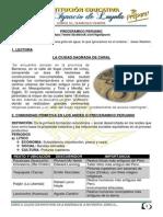 Preceramico Peruano - (Arquimedes, Gauus y Newton)