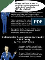 purchasingpowerparity