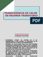 Conduccion en Regimen Transitorio