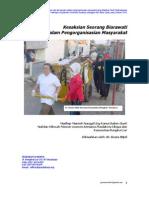 Kesaksian Biarawati dalam Pengorganisasian Masyarakat bersama Pusdakota - Diunggah Alpha Savitri (ed.)