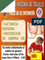 Anemia y Lactancia