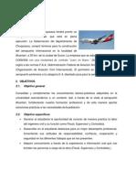 Informe Visita Alcantari SUCRE BOLIVIA