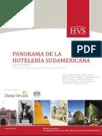 Panorama América Do Sul - Espanhol - WEB