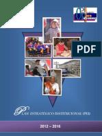 Plan Estrategico 2012 2016
