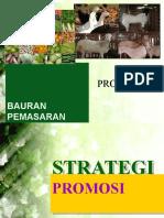Bauran Pemasaran Promosi