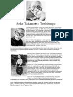 Soke Takamatsu Toshitsugu