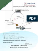 Wp Micro Otdr Fiber Fault Monitoring