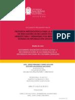 Propuesta metodologica para la medicion de indicadores de inclusion social en arquitectura y urbanismo por medio de los sistemas de informacion geografica..pdf