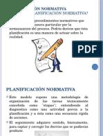 Planificación Normativa y Estratégica 123