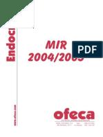 Endocrino Notas 2004-2005