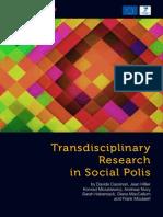 Transdisciplinarity Print