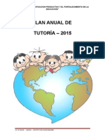 Plan Anual Tutoria2015