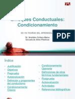 Modulo ED 103 Enfoques Conductuales Condicionamiento A