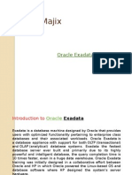 Oracle Exadata Training