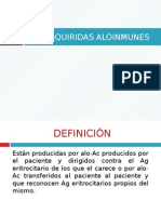 Anemias Hemoliticas No Inmunologicas 2