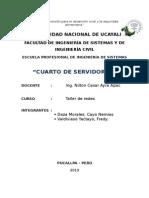 Data Center - Cuarto de Servidores