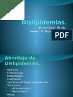Dislipidemias para medicina interna