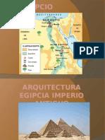 Arquitectura Imperio Medio Egipcia