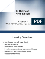 Ch03. Web Server and E-Mail Technologies