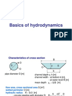 03 Basics of Hydrodynamics
